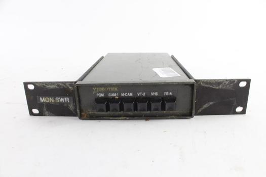 Videotek Routing Switcher