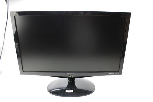 "ViewSonic X Series 27"" LCD HD Display"