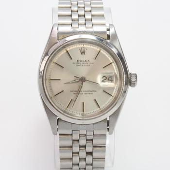 Vintage 1964 Rolex Datejust Watch - Evaluated By Independent Specialist