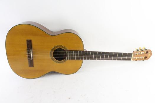 Vintage Aria Acoustic Guitar