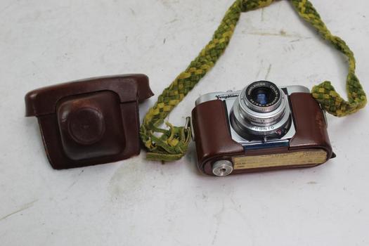 Voigtlander Vintage Camera