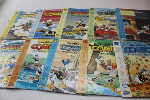 Walt Disney Assorted Comics 10 Pieces
