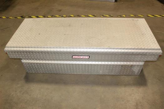 Weather Guard Aluminum Truck Storage Box