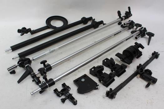 Westcott, Promaster, & More Camera/lighting Equipment; 5+ Pieces