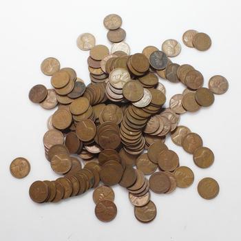 Wheat Pennies, 1+ Pound