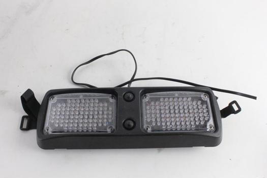 Whelen LED Flatlighter Visor Light