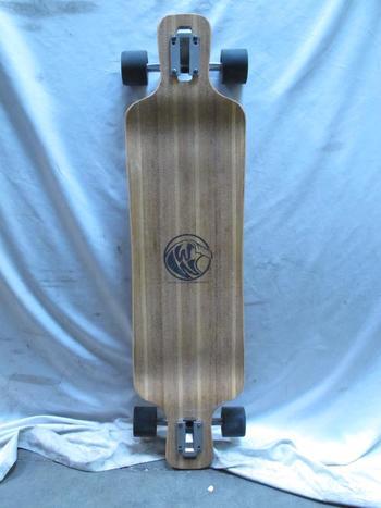 White Wave Longboards Longboard