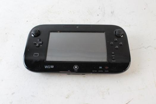 Wii U Game Pad Only