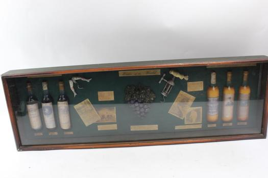 Wines Of The World Display Case