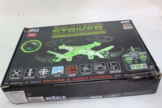 World Tech Striker Spy Drone