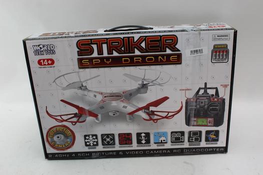 World Tech Toys Striker Spy Drone