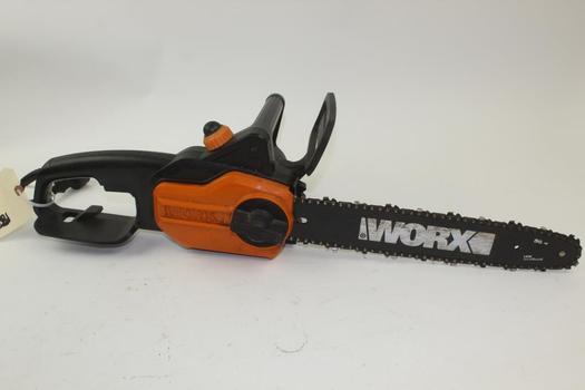 Worx WG305 Corded Electric Chainsaw