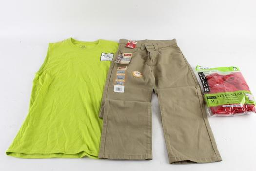 Wrangler And Styles Wear Clothing Lot, 2 Pieces