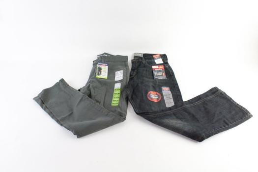 Wrangler Jeans And More, Assorted Sizes, 3 Pieces