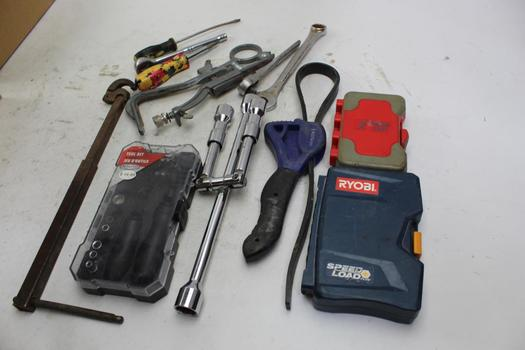 Wrenches, Ratchet, Screwdrivers And More: Craftsman, Allied: 10+ Items