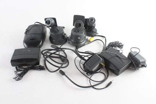X10 VCR Controller And More, In Case, 10 Pieces