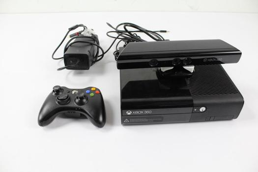 Xbox 360 E, Console, Controller & Kinect | Property Room