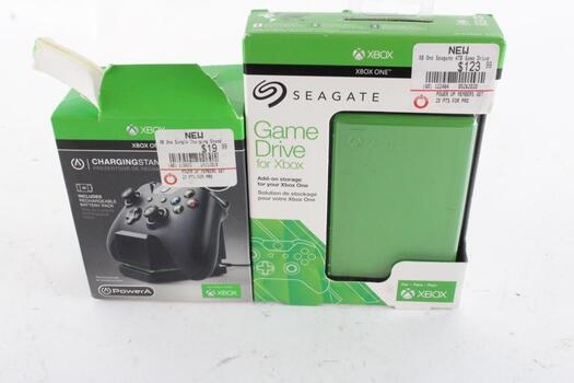 Xbox Charging Stand, Xbox Game Drive