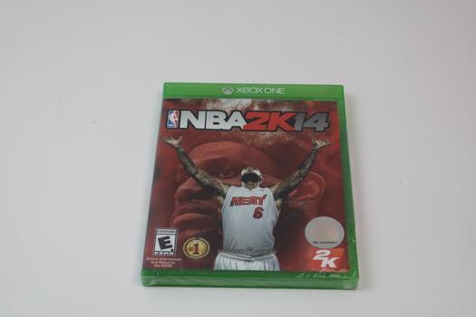 XBOX ONE NBA2K14 Video Game
