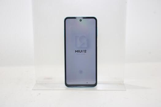 Xiaomi Redmi Note 9S, 128GB, Unknown Carrier, Google Account Locked, Sold For Parts