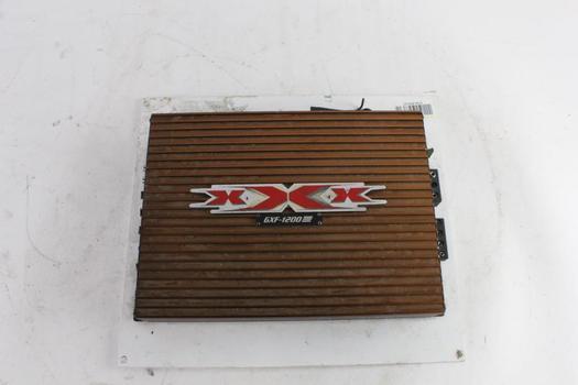 XXX Amplifier