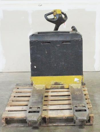 Yale Dual Fork Electric Forklift