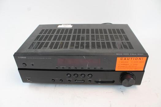 Yamaha Natural Sound Av Reciever RX-V379