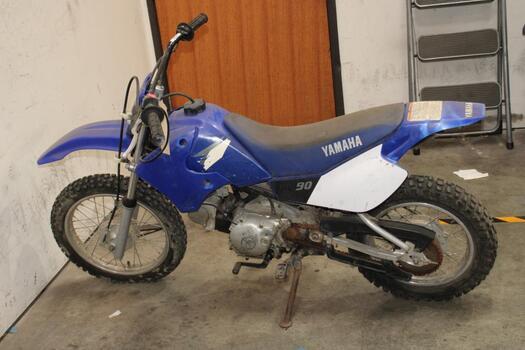 Yamaha TTR90 Dirt Bike