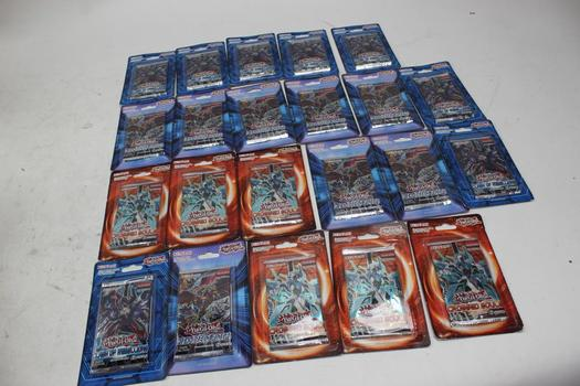 Yu-Gi-Oh! Trading Cards: Crossed Souls Clash Of Rebellions And More: 10+ Packs