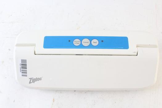 Ziploc Vacuum Sealer