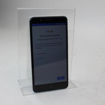 ZTE Blade Z Max, 32GB, MetroPCS, Google Account Locked, Sold For Parts