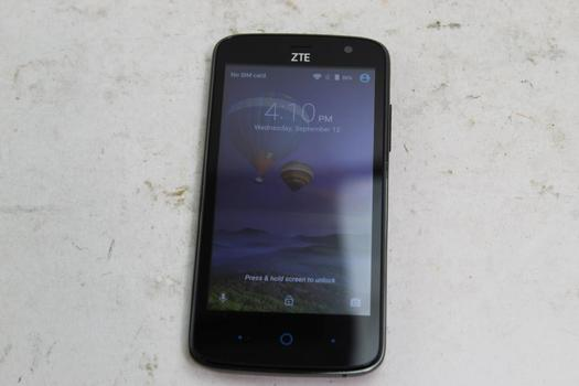 ZTE Majesty Pro, 8GB, TracFone Wireless