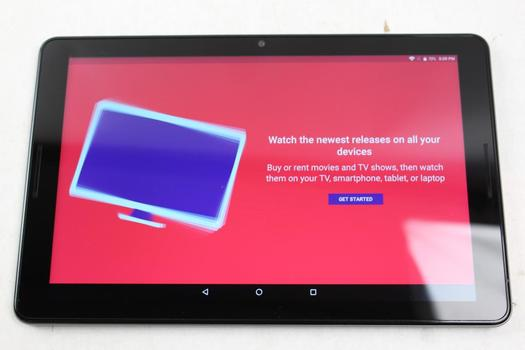 ZTE Primetime Android Tablet, 32GB, AT&T