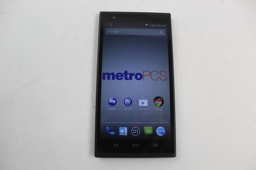 ZTE ZMax, 16GB, MetroPCS