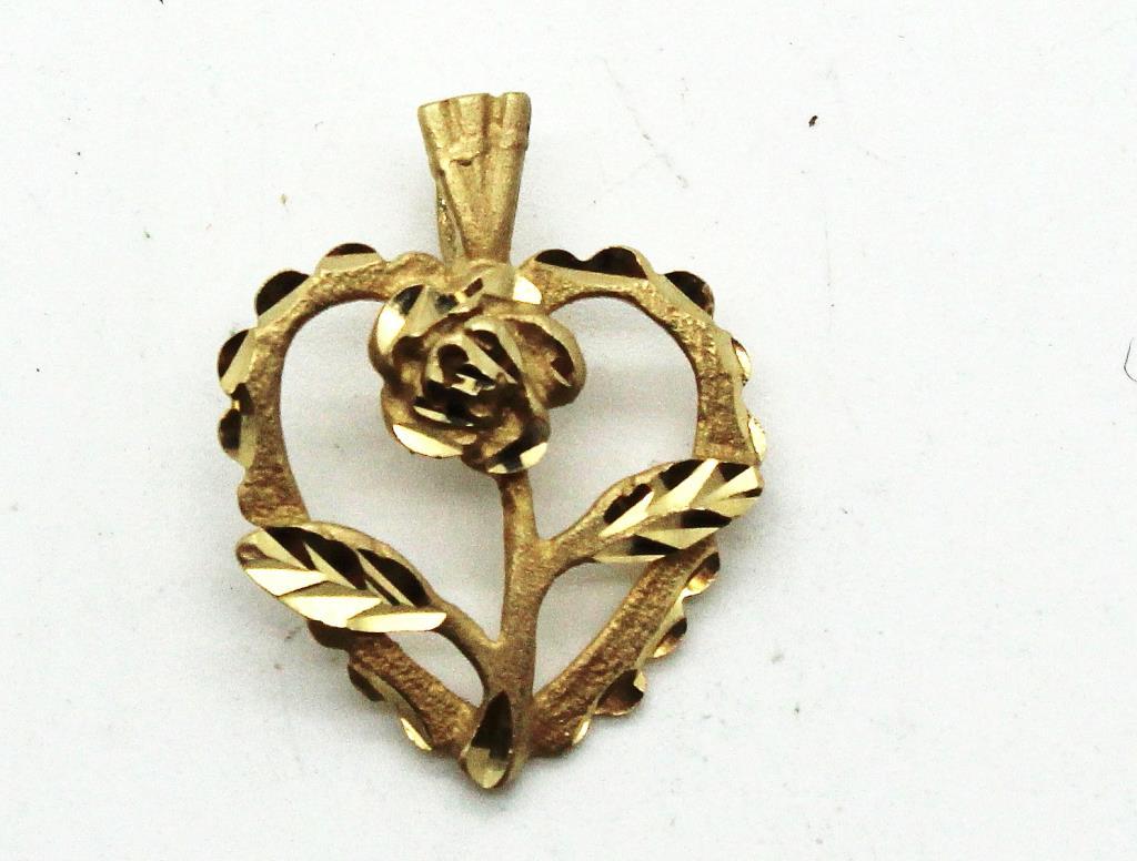 Image 1 Of 2 Gram 14k Gold