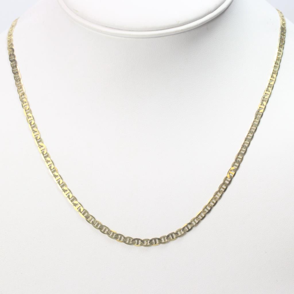 14k Gold 8.17g Necklace