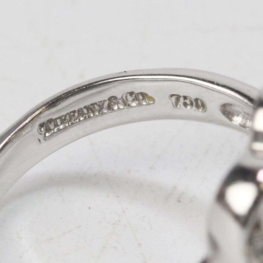 966df23ccea 18k White Gold 4.06g Tiffany   Co Paloma Picasso