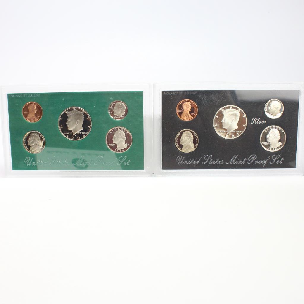1994 US Mint Proof Set