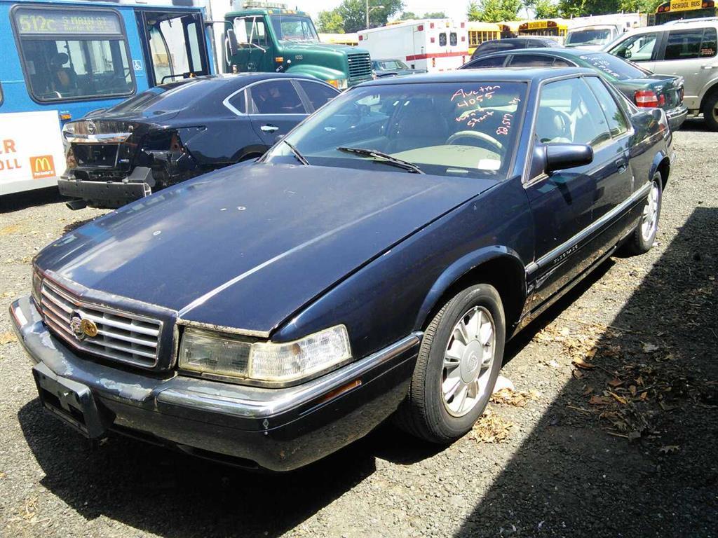 1996 Cadillac Eldorado Hartford Ct 06114 Property Room 2001 Wiring Harness