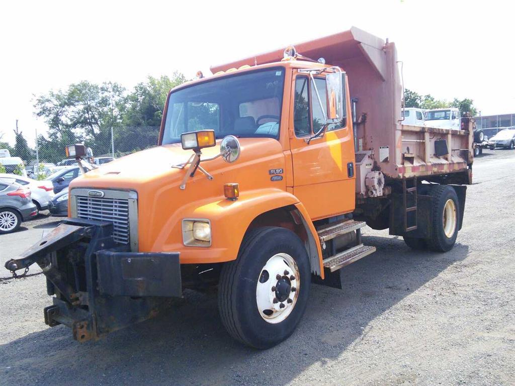 Freightliner Of Hartford >> 1997 Freightliner Fl80 Hartford Ct 06114 Property Room