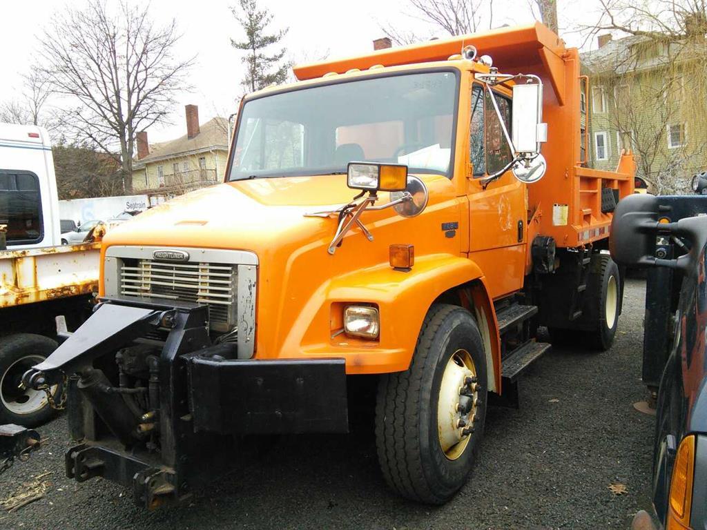 Freightliner Of Hartford >> 1999 Freightliner Fl80 Hartford Ct 06114 Property Room