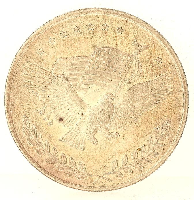 Image 1 Of 2 31 Grams One Troy Ounce
