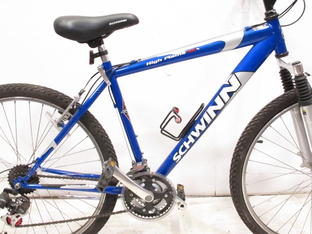 e15965a439d Schwinn High Plains 3.6 Men's Mountain Bike   Property Room
