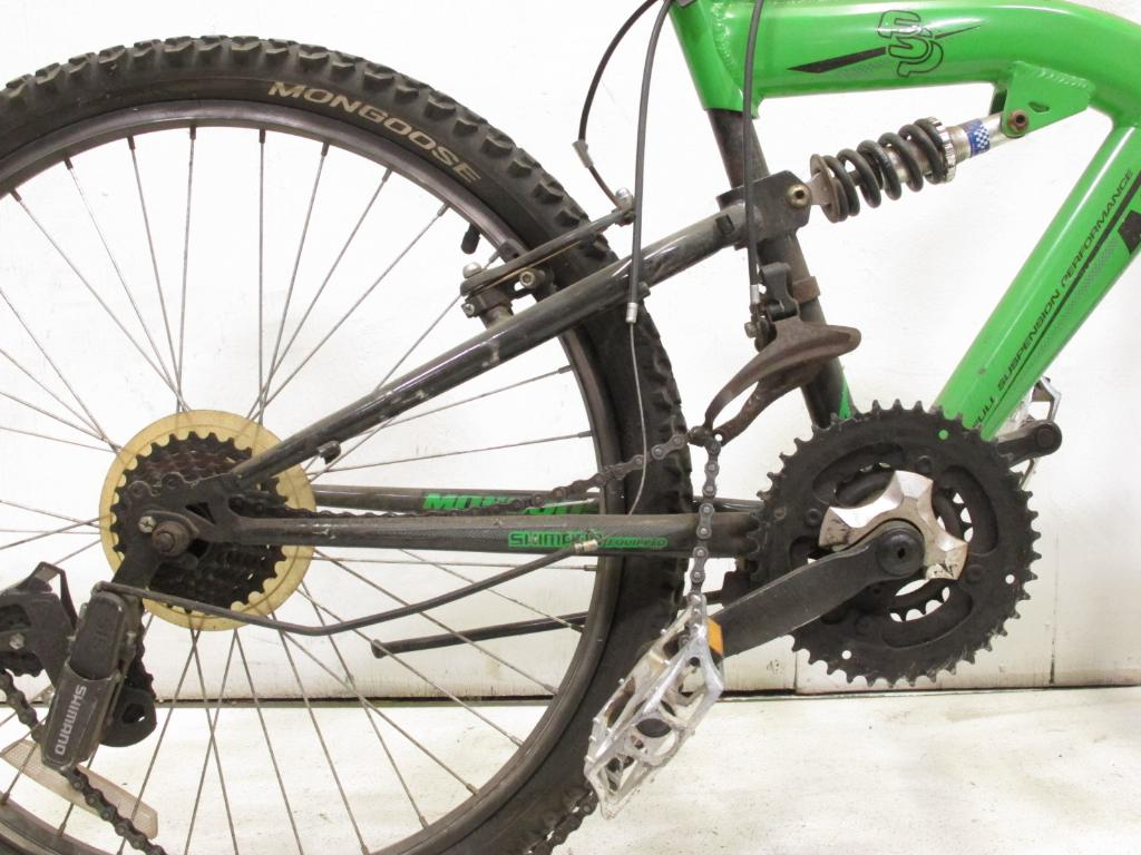 For Parts Only Mongoose XR75 Men's Mountain Bike | Property Room