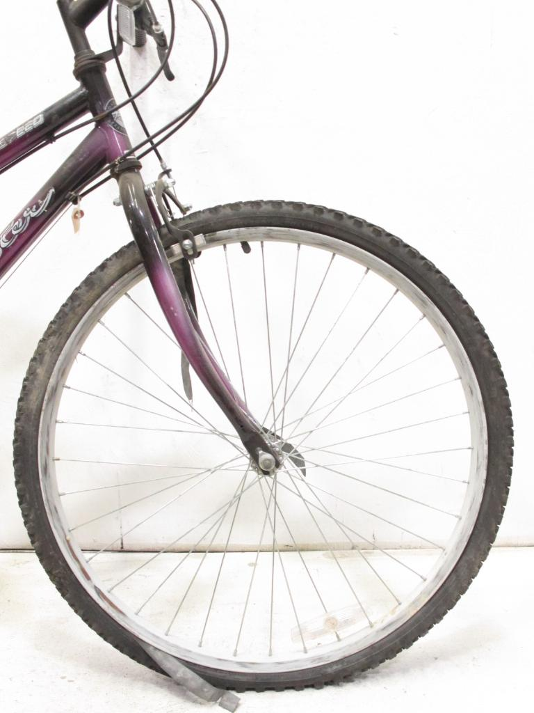 For Parts Only Roadmaster Mt Fury Women S Mountain Bike