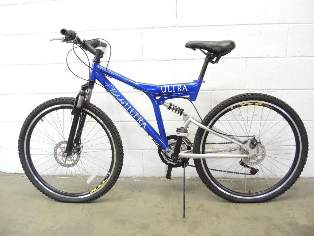 0d7b5b0a9 Michelob Ultra Mountain Bike
