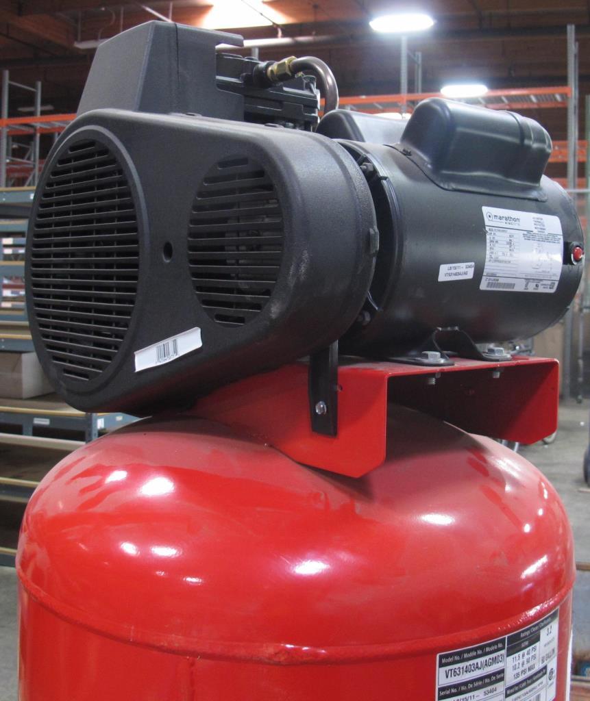 Husky Pro 60 Gallon Air Compressor Industry Ca Appt