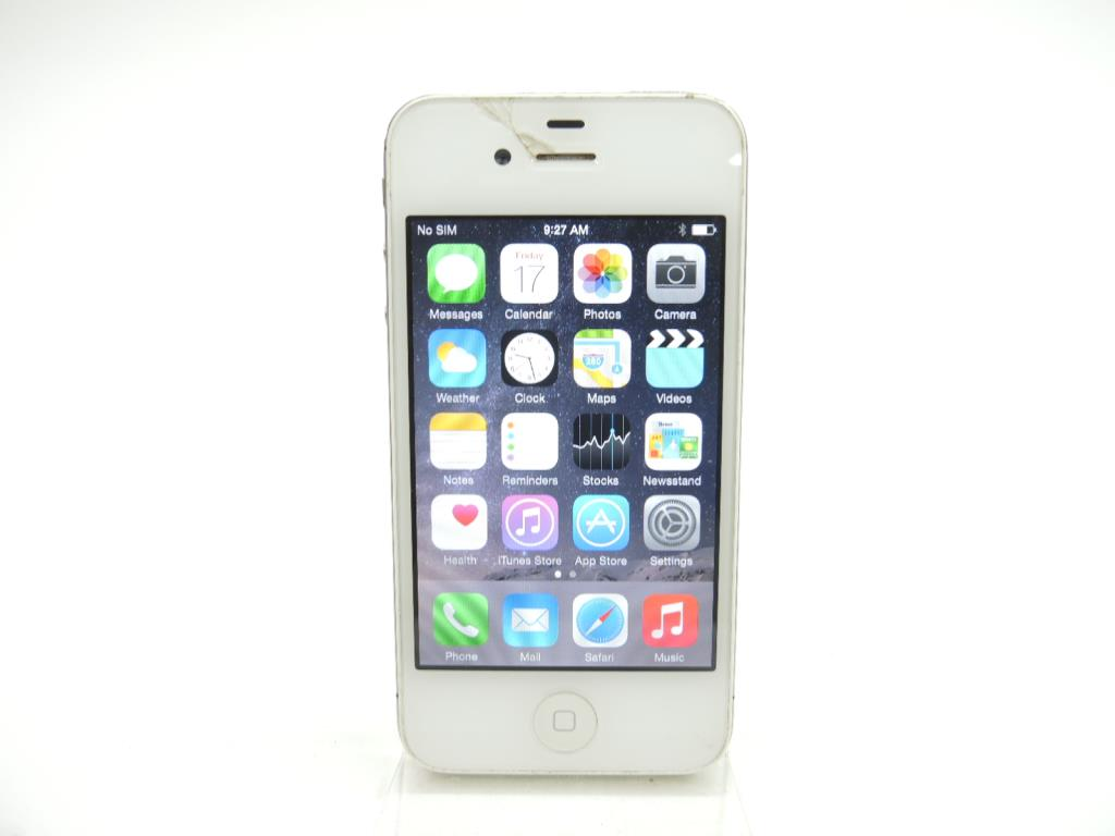 iphone 4s at t apple iphone 4s 32gb at amp t property room 3026
