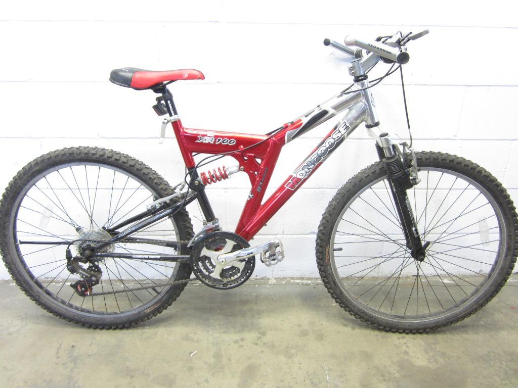 Mongoose Xr100 Mountain Bike Parts   Cardbk co