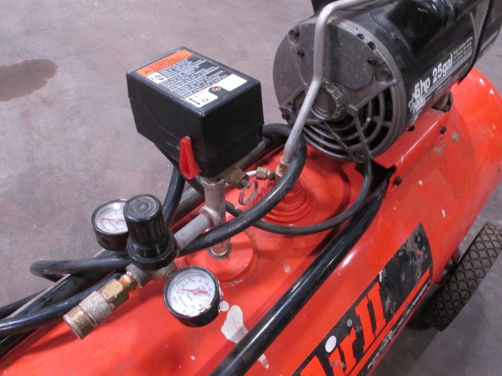 Devilbiss Air Power Co. Pro Air II Air Compressor **APPT